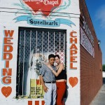 Just Married, Las Vegas, 2001