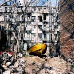 New York Boat, 1986